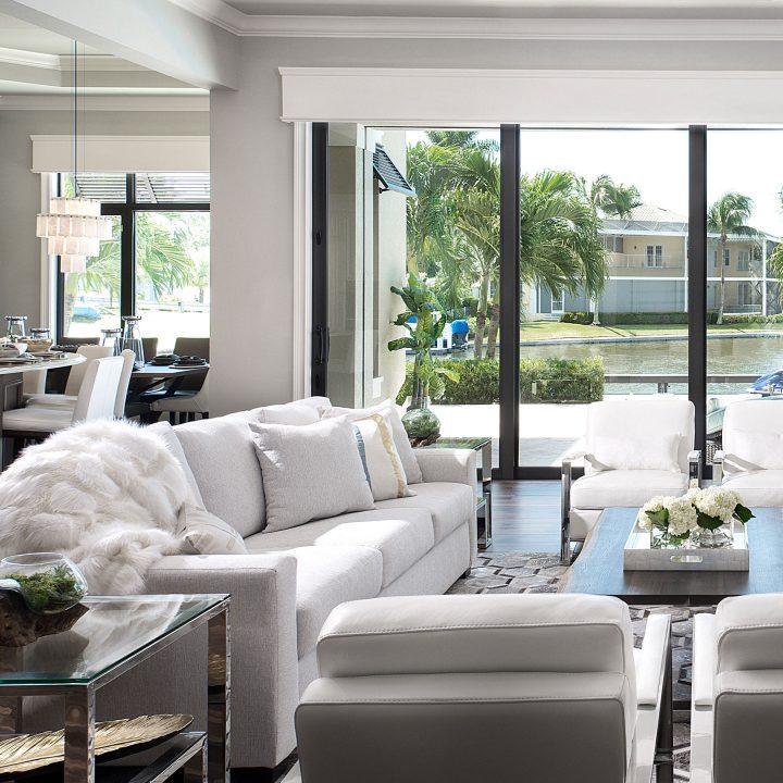 modern living room 2021